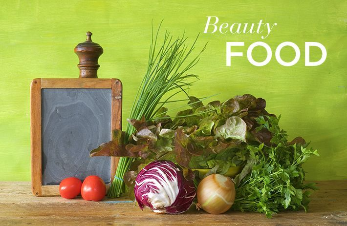 Beauty Food. Alimentos perfectos para una piel radiante