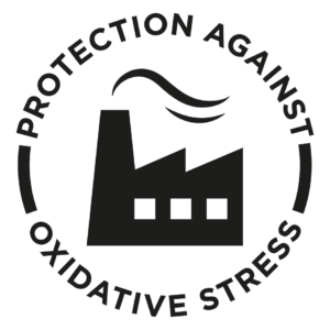 protection against oxidative stress logo